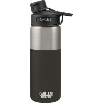 CamelBak Chute Vacuum Insulated Stainless Water Bottle, 20 oz, Jet