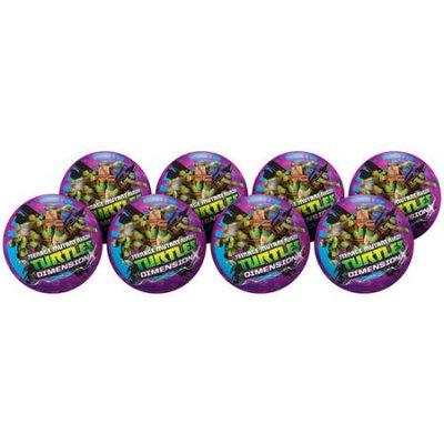 Hedstrom #10 Teenage Mutant Ninja Turtles Playball Deflate Party Pack