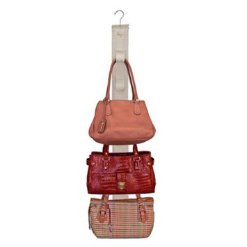 Master Craft Products Handbag Hangup Off White