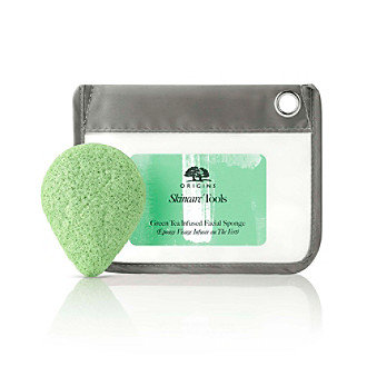 Green Tea Infused Facial Sponge