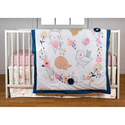 Lolli Living Stella 4 Piece Crib Bedding Set