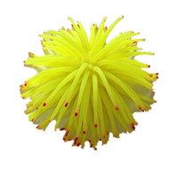 TheWin Silicone Coral Ornament for Aquarium Fish Tank,Big Size,Green
