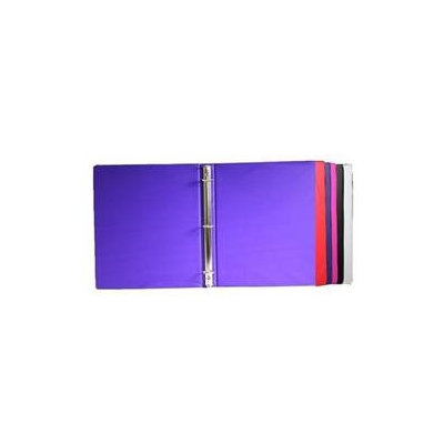 1 Plain Binder No Inside Pockets (Pack of 48)
