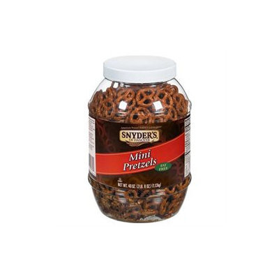 Snyder's-Of-Hanover Pretzels Mini