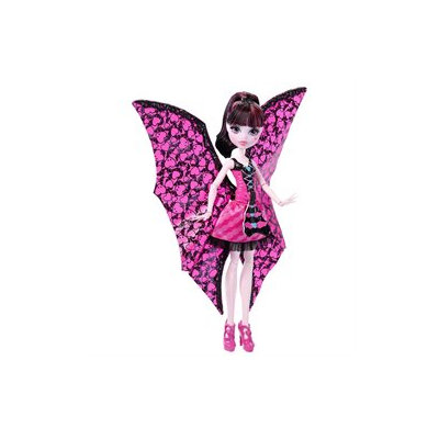 Monster High Transformation Draculaura Doll