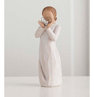 Willow Tree Lots Of Love Susan Lordi Heart, 5.25 in. - 27440