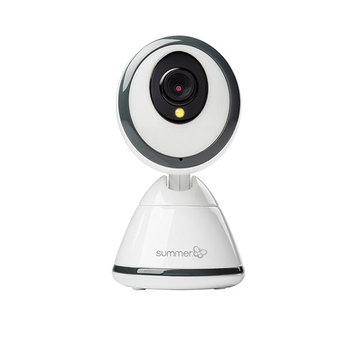 Summer Infant Baby Pixel Extra Video Camera, White
