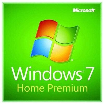 Microsoft Windows 7 Home Premium With Service Pack 1 32-bit - License and Media - 1 PC - OEM - DVD-ROM - English - PC