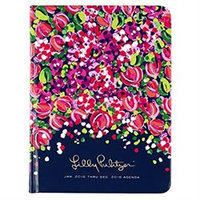 Lilly Pulitzer 2016 12-Month Planner - Blue