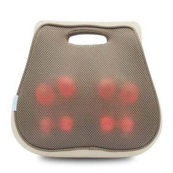 Cam Consumer Products, Inc. Aurora Health & Beauty 3D Lumbar Massager Cushion with Heat