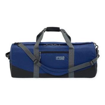 Lewis N. Clark 24-in. Duffel Bag, Blue