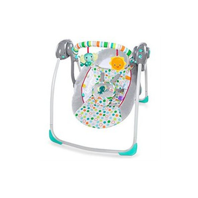Bright Starts Itsy Bitsy Jungle Portable Swing