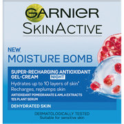 Garnier Moisture Bomb Super-Recharging Night Gel-Cream