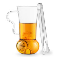 Tea Infusion Roller - Mug & Infusion Ball by Final Touch