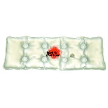 Relief Pak Hot Button instant reusable hot compress, standard (5 x 15