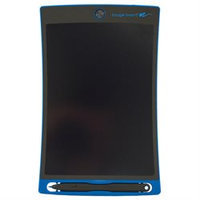 Boogie Board jot 8.5 E-Writer Paperless Memo Pad, Blue (With Stylus & Sleeve)
