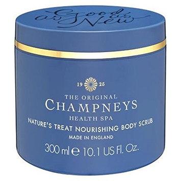Champneys Nature'S Treat Nourishing Body Scrub 300Ml - Pack of 2