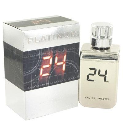 24 Platinum Eau De Toilette 100ml Gift Set