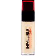 Skinceuticals L'Oréal Paris Infallible 24HR Foundation (Various Shades)