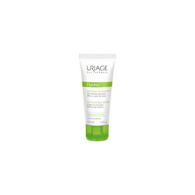 Uriage Hyséac 2-in-1 Exfoliating Mask (100ml)