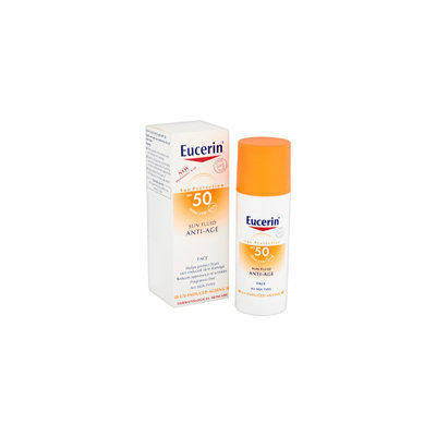 Eucerin Sun Protection Sun Fluid Face SPF 50 50ml
