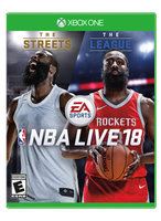 NBA Live 18 - Xbox One, Video Games