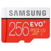 Samsung - Evo+ Mb-mc256da 256GB Microsdxc Uhs-i Class 10 Memory Card