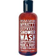 Mr Natty Shipwreck Shower Wash 100ml (Grooming Box)