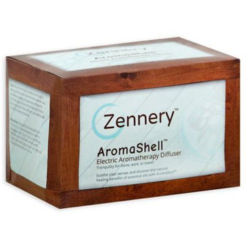 Zennery AromaShell Electric Aromatherapy Diffuser