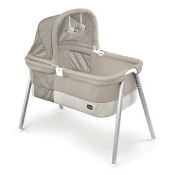 Chicco Lullago Deluxe Portable Bassinet - Taupe