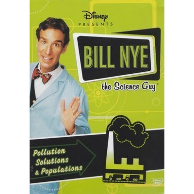 Bill Nye the Science Guy - Pollution Solutions & Populations