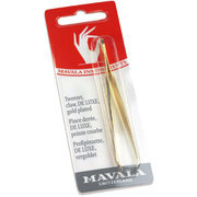 Mavala Gold Plated Delux Claw Tweezers