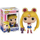 SAILOR MOON - SAILOR MOON W/ LUNA (VFIG) by FUNKO POP ANIME: