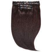 Beauty Works Jen Atkin Invisi-Clip-In Hair Extensions 18 - Raven 2