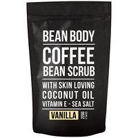 Bean Body Coffee Bean Scrub 220g - Vanilla