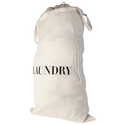 Printed Laundry Bag