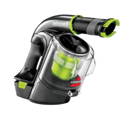 BISSELL® Cordless Hand Vacuum in Grey/Green