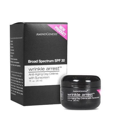 AminoGenesis Broad Spectrum SPF 30 Wrinkle Arrest - 1 oz