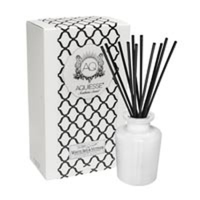 Aquiesse Reed Diffuser White Iris and Vetiver 9.5 oz