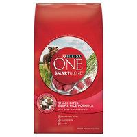 PURINA ONE® SmartBlend Small Bites Beef & Rice Formula Adult Premium Dog Food