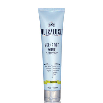 UltraLuxe Bergamot Wash 4 oz
