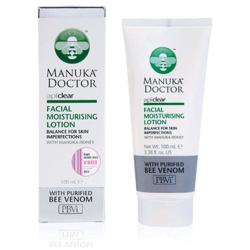 Manuka Doctor ApiClear Facial Moisturising Lotion 100ml