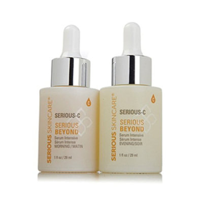 Serious Skincare Serious-C Beyond AM PM