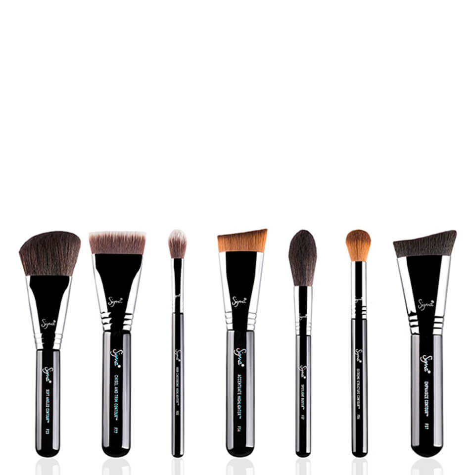 Sigma 'Highlight & Contour' Brush Set ($158 Value)