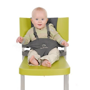 BambinOz Porta Chair Travel High Chair, Slate
