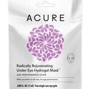 Radically Rejuvenating Under Eye Hydrogel Mask Acure Organics 1 Pack