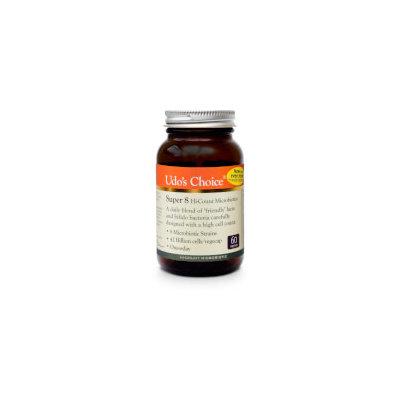 Fmd Udo's Choice Super 8 Microbiotics - 60 Vegecaps