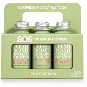 Time Bomb Complexion Cocktails to go 3 x 30ml