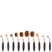 Niko Pro Complete Ova Brush Set - Black/Rose Gold
