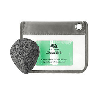 Origins Charcoal Infused Facial Sponge